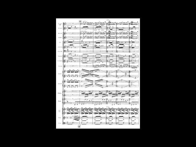Igor Stravinsky's