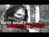 Bucky Barnes Ready Set Let's Go
