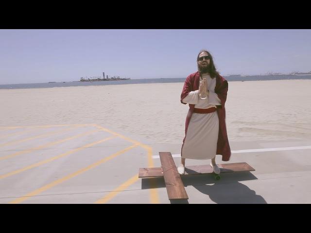 Jesus Christ skates for your SINS 🔥🙏😎