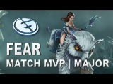 Fear Mirana Match MVP - EG vs Fnatic Shanghai Major Dota 2