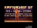 ALEXANDROV DMITRY. WFF-WBBF EUROPE AMATEUR CHEMPIONSHIP. TALLIN 2015