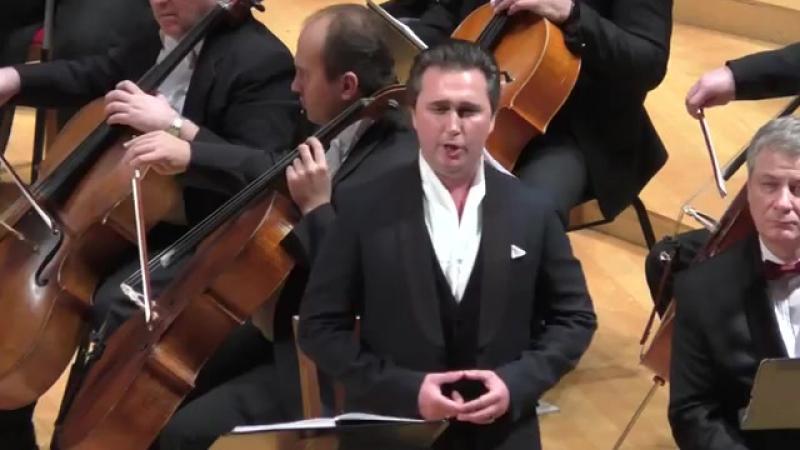 Дж.Россини опера La Cenerentola Золушка 16.10.2016