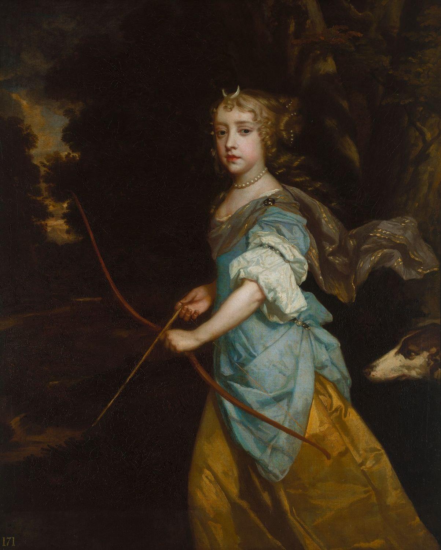 К 355-летию Марии II, королевы Англии (1662-1694)