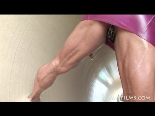muscle sexy gerl