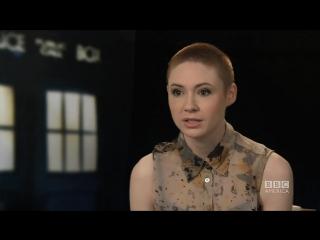Доктор Кто / Doctor Who: Видеоролик в честь 50-летнего юбилея