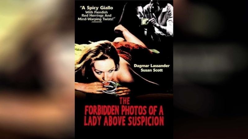 Грязные фото для дамы вне всяких подозрений (1970) | Le foto proibite di una signora per bene