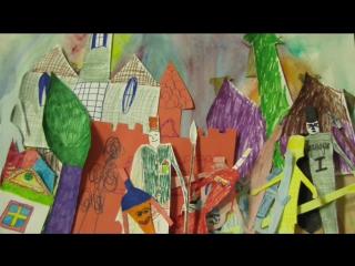 Три весёлых краски по сказке Ю.Смольникоова