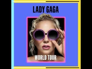 Lady Gaga's Instagram (6.02.17)