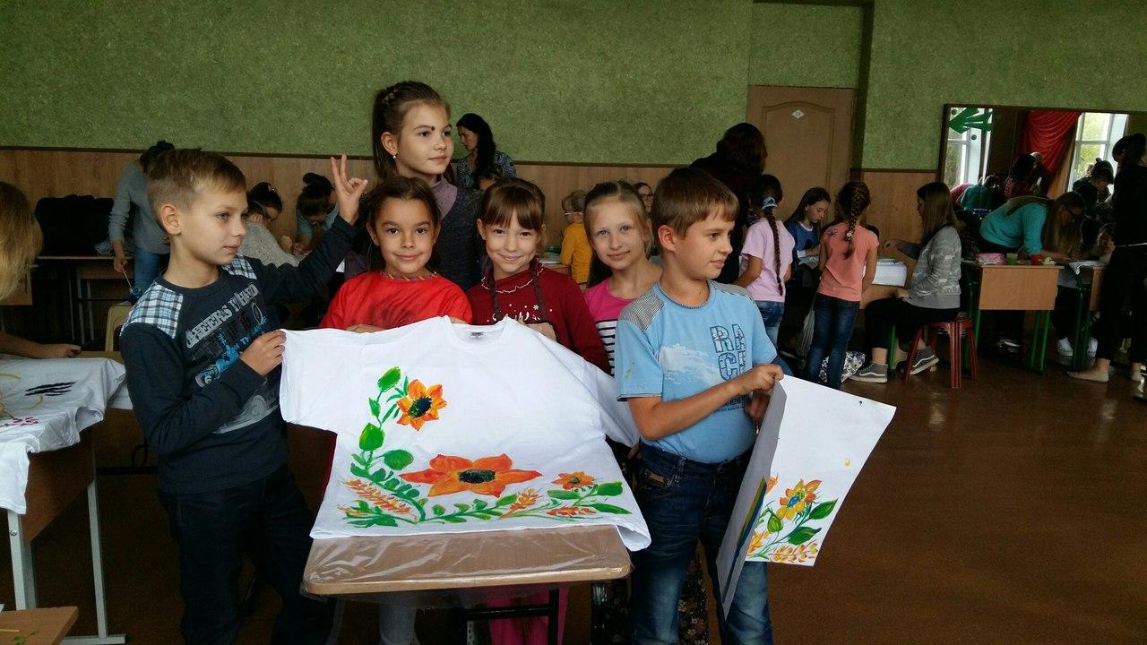 Харківські школярі влаштують благодійній аукціон допомоги бійцям АТО - фото 4