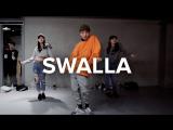 1Million dance studio Swalla - Jason Derulo ft. Nicki Minaj & Ty Dolla $ign / Junsun Yoo Choreography