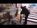 Андріївський узвіз по-чернігівськи: чому знані місцеві художники змушені продавати свою творчість у підземеллі