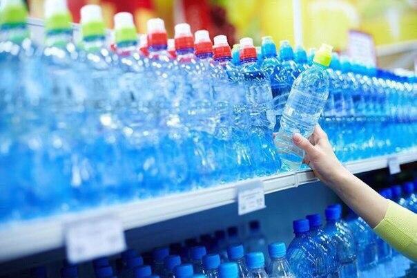 Как производители бутилированной воды обманывают людей.  Забирай на ст