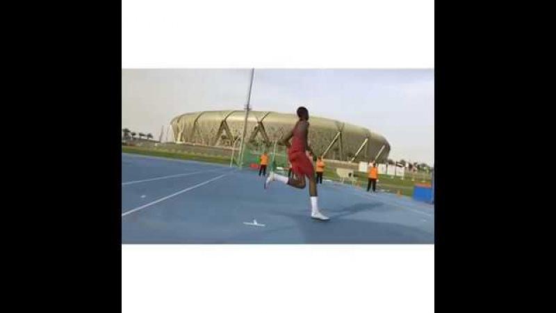Mutaz Barshim WL 2017 2.35 ( Jeddah 15. 04.2017 )