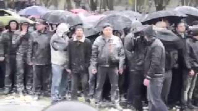 Запорожье Антимайдан в окружении Подвиг 300 запорожцев ЭТО НЕЛЬЗЯ ЗАБЫТЬ