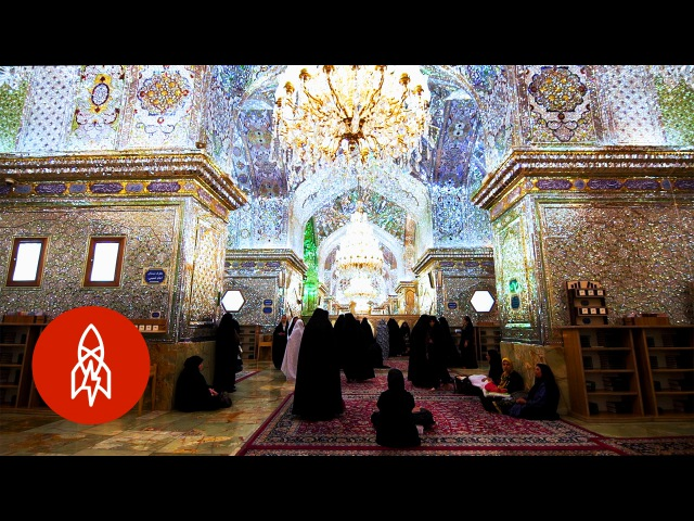 Shah Cheragh roughly translates to king of the light.