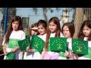 ADYGE FLAG DAY IN REYHANIYA. ISRAEL. 25/APRIL/2017 Circassians черкесы адыги