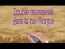 Livre audio Double Assassinat dans la rue Morgue Edgar Allan Poe 1ère partie