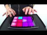 Galantis - No Money (drum machine cover) (12 Pads tutorial)
