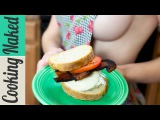 Ultimate Egg Breakfast Sandwich Recipe | Gluten Free | How To - Cooking Naked