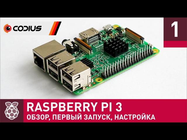 Raspberry Pi 3: обзор, первое включение, настройка – Часть 1 » Freewka.com - Смотреть онлайн в хорощем качестве