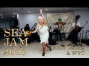 Wild Swing with Gunhild Carling and WVC at SEA Jam 2016