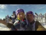 Уступите парню лыжню!