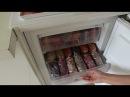 Что в моей морозилке? Организация хранения в 3 морозильниках