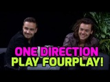One Direction Fourplay: Harry Styles and Liam Payne answer your questions