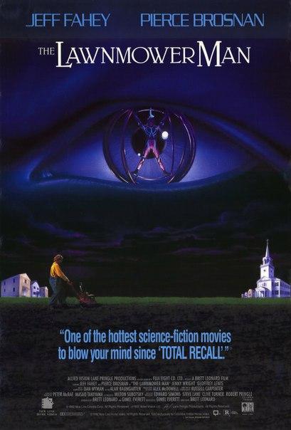 Газонокосильщик / The Lawnmower Man (1992)