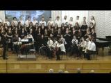 Эстрадно симфонический оркестр СПбПУ Штраус - Марш Радецкого