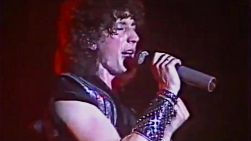 Творец и музыкант Валерий Горшеничев группа СОЮЗ 1987 год