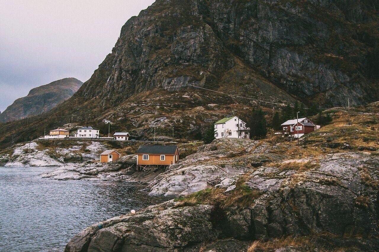 Роскошные пейзажи Норвегии - Страница 2 GlsJgf84HZc
