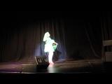 Татарский танец. Вероника Дорохова. Конкурс