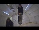 Tony Hawk desafía la gravedad