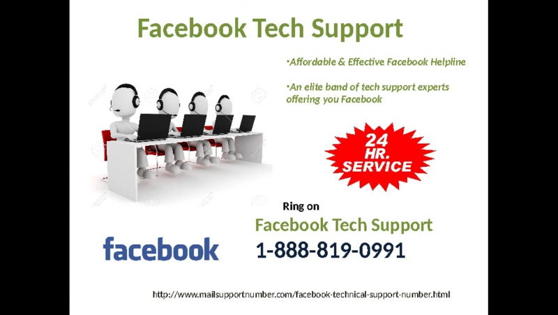Contact Facebook support 1-888-819-0991: A blend of elegance promptness