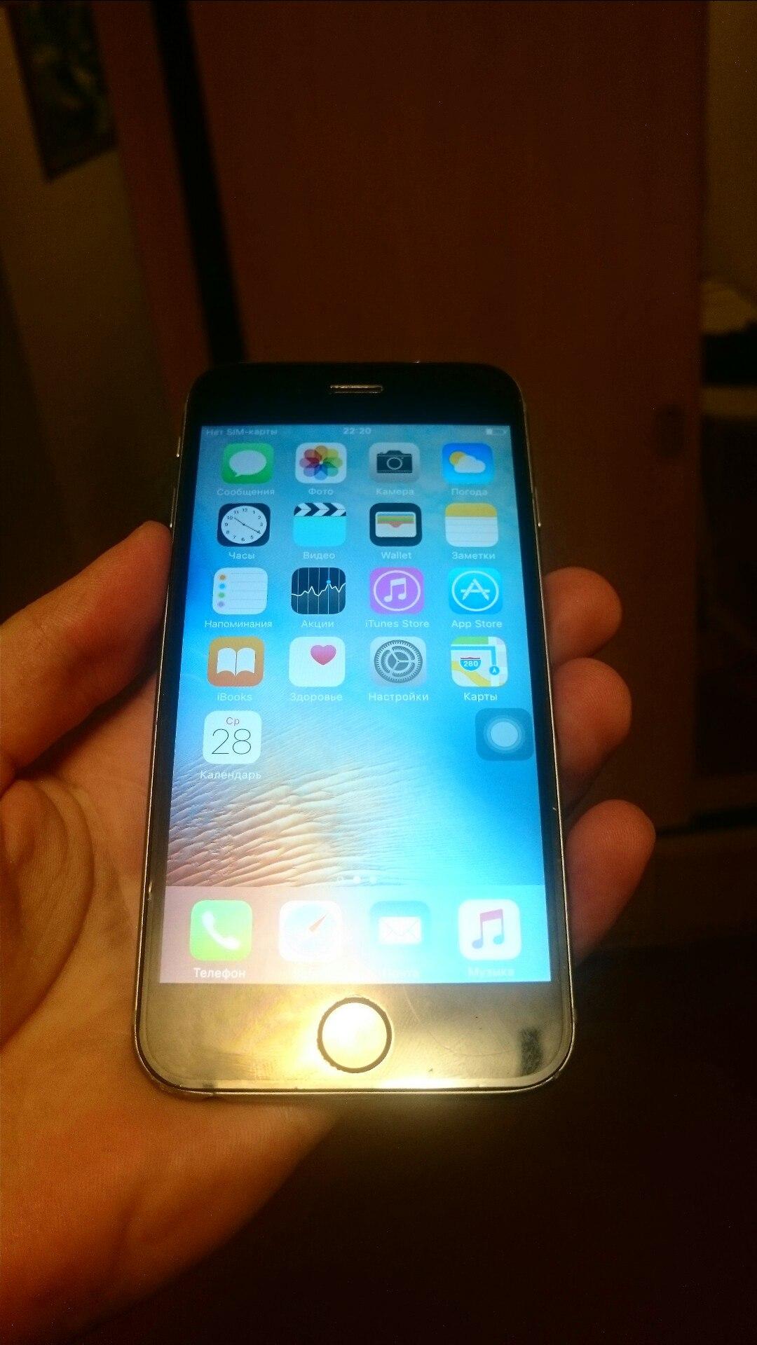 Отличный 64gb iPhone 6,как новый порадует вас.