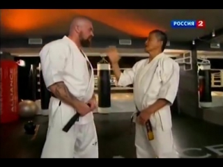 Киукушин- SEIJI KANAMURA (8 dan) 1