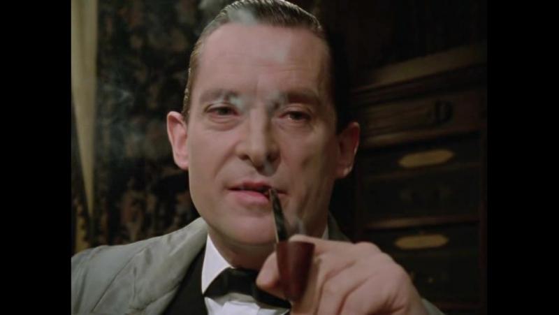 Возвращение Шерлока Холмса.Второе пятно(Англия.Детектив.1986)