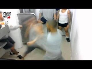 тюремные кулачные бои