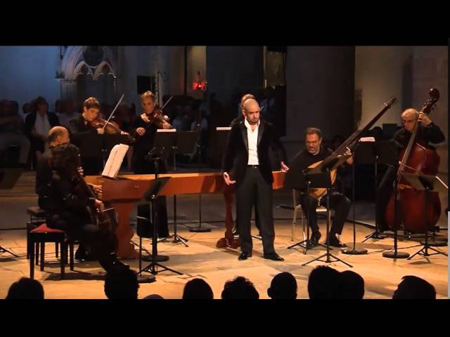 Franco Fagioli countertenor Scherza Infida. Beautiful, very emotionally intense. Ariodante Handel