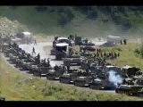 В НАТО ОБОСРАЛИСЬ!!! Марш-бросок русских десантников.