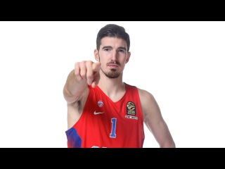Turkish Airlines EuroLeague Round 25 MVP: Nando De Colo, CSKA Moscow
