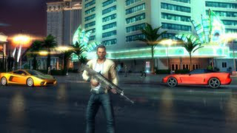 Gangstar Vegas - OFFICIAL Trailer - iOS Android
