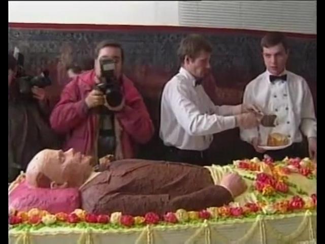 ШОК! Укрофашисты съели Ленина · coub, коуб