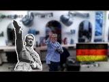 Гитлер в Германии (немецкие марши, гимн России, Катюша,День Победы)  Cam Pranks  Пран...