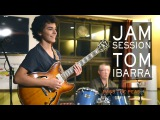 Pass the peas (Maceo Parker) - Jam Session Tom Ibarra