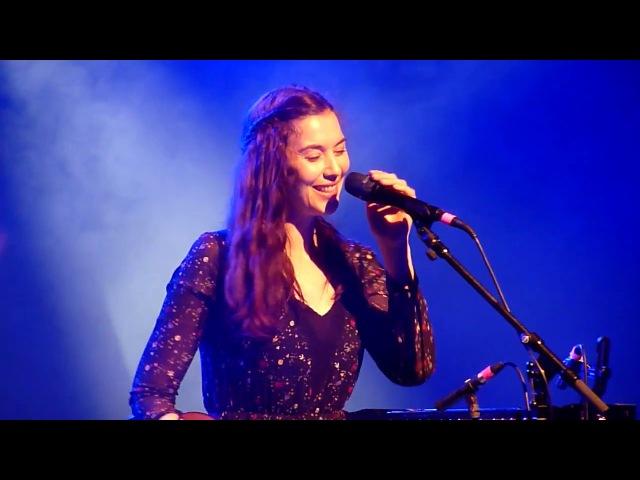 HD - Lisa Hannigan - A Sail (live) @ WUK, Vienna 2017 Austria