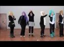 Опенинг 【V M H】Vocaloid music HOSTEL Музыкальное общежитее Вокалоид