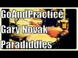 GoAndPractice #53: Gary Novak Paradiddle Fill