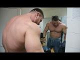 Адам Абакаров и Эдуард Гаврильченко. Тренировка мышц спины